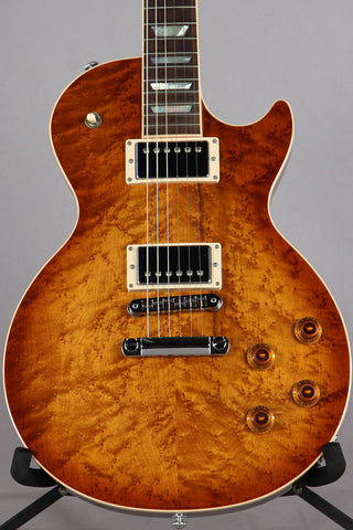 2016 Gibson Les Paul Standard Limited Edition Torrified Birdseye Maple Honey Burst