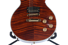 2005 Gibson Les Paul Supreme Root Beer Flame Top