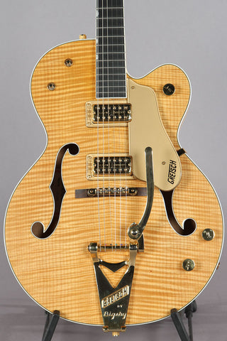 2003 Gretsch 6120AM Chet Atkins Amber Tiger Flame