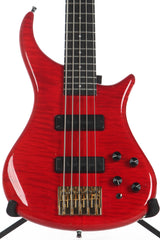 1995 Pedulla Thunderbass 5 String Bass Guitar
