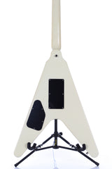 2011 Gibson Flying V Tremolo White