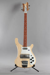 2009 Rickenbacker 4001C64S MG Satin Mapleglo Bass Guitar