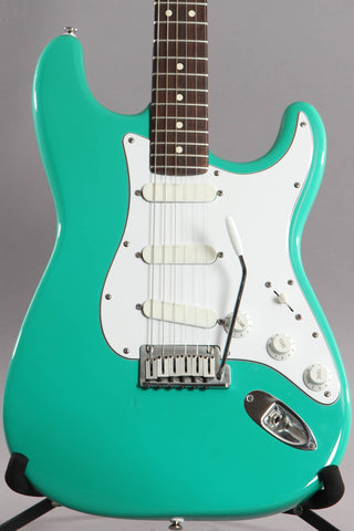 1988 Fender Stratocaster Plus Bahama Green