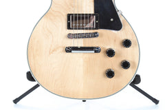 2014 Gibson Les Paul Classic Custom Limited Edition Flower Pot Inlay Natural