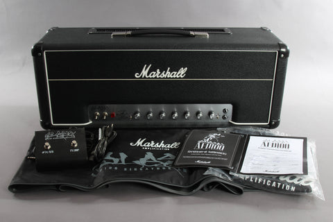 2011 Marshall AFD 100 Slash Signature Appetite For Destruction 100 Watt Tube Head