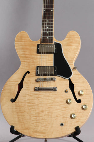 2013 Gibson ES-335 Dot Reissue Natural Flame Top