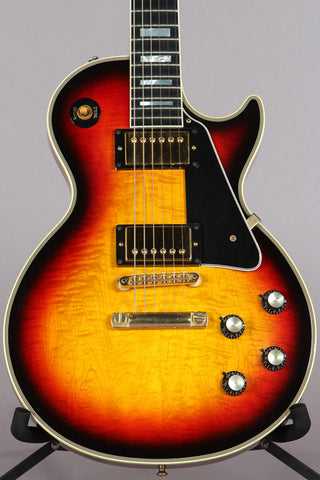 2008 Gibson Custom Shop Historic 1968 Reissue Les Paul Custom Tri Burst 68RI