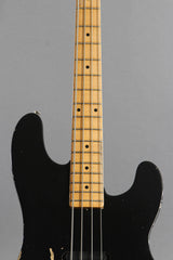 2014 Fender Custom Shop Dusty Hill P Bass Relic