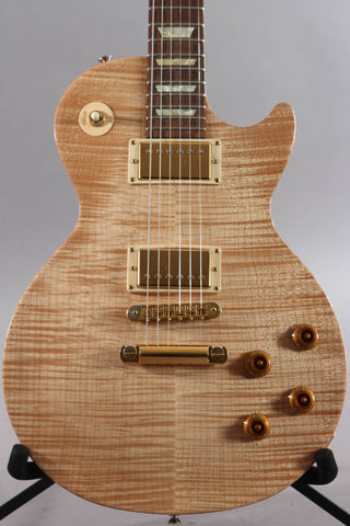 2007 Gibson Les Paul Studio Premium Plus Natural Flame Top