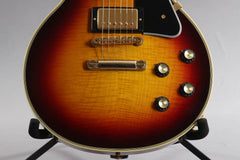 2001 Gibson Custom Shop Historic 1968 Reissue Les Paul Custom Tri Burst 68 RI