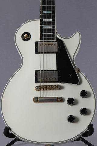 2012 Gibson Custom Shop Les Paul Custom Alpine White