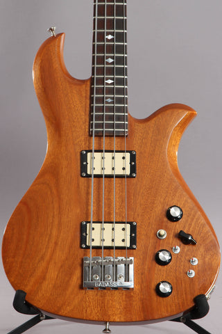 1977 BC Rich Eagle Bass ~Original Guild Pickups~