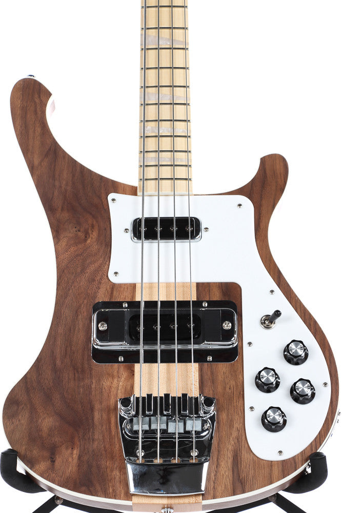 2015 rickenbacker 4003w walnut bass guitar guitar chimp. Black Bedroom Furniture Sets. Home Design Ideas