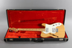 1974 Fender Thinline Telecaster Natural