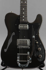 2014 James Trussart Deluxe Steelcaster Black Chrome