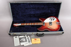 1996 Rickenbacker 360v64 6-String Electric Guitar Fireglo