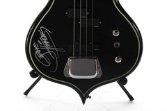 Gene Simmons Axe Ltd Signed Punisher KISS Bass #00309