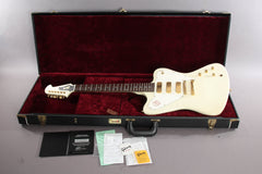 2000 Gibson Custom Shop Non Reverse Firebird VII TV White
