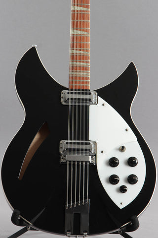 1996 Rickenbacker 360/12v64 12-String Jetglo Electric Guitar