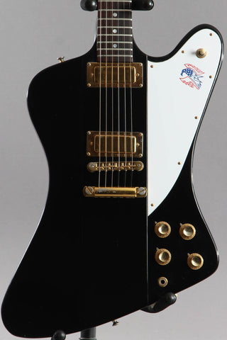 1976 Gibson Limited Edition Bicentennial Firebird Black
