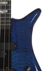 2016 Spector Euro4 LX Limited Edition 40th Anniversary Bass Guitar