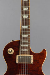 2008 Gibson Les Paul Standard Plus Rootbeer Burst Flame Top