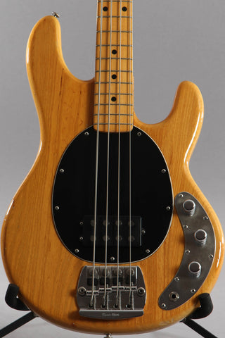 1978 Pre Ernie Ball Music Man Stingray Natural