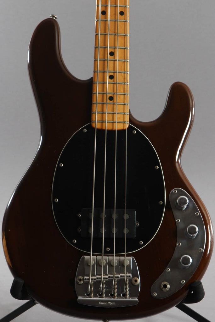 1979 Pre Ernie Ball Music Man Stingray Mocha Brown