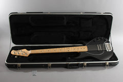 2000 Ernie Ball Music Man Stingray 5H 5-String Bass Black