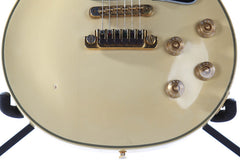 1983 Gibson Les Paul Custom White