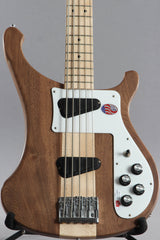 2019 Rickenbacker 4003SW/5 5-String Bass Walnut