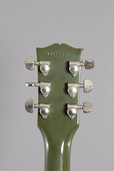 2018 Left Handed Gibson Memphis Limited Edition ES-339 VOS Olive Drab Green