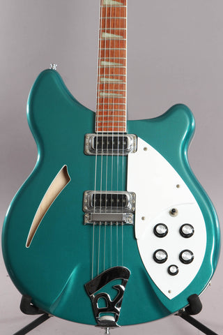 2004 Rickenbacker 360 Turquoise Electric Guitar ~Rare~