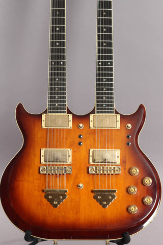 1978 Ibanez Artist 2640 Double Neck Electric Guitar