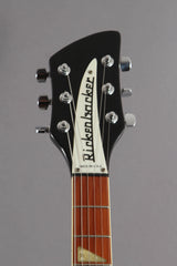2001 Rickenbacker 360 Jetglo Semi-Hollowbody