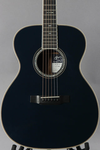 2014 Martin Eric Clapton OM-ECHF Navy Blues Acoustic Guitar #156 of 181