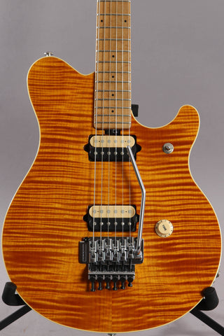 1991 Ernie Ball Music Man EVH Eddie Van Halen Signature Amber Flame Top
