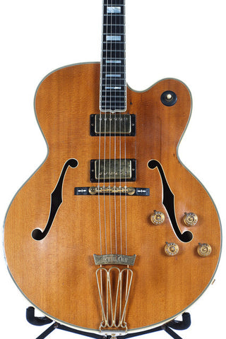 1976 Gibson Byrdland Arch-top Guitar Natural