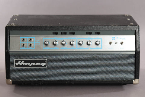 2007 Ampeg SVT-VR Vintage Reissue Classic Made In USA