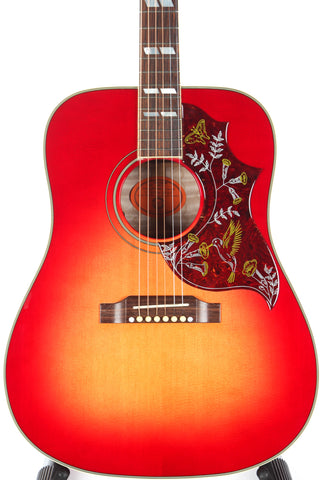 2008 Gibson Hummingbird Custom Quilt Acoustic Electric