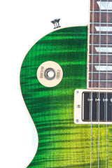 2012 Gibson Custom Shop Les Paul Custom Pro Iguana Burst