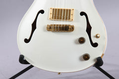 1999 PRS Paul Reed Smith McCarty Hollowbody Spruce Antique White
