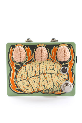 Dr. No Effects MotherBrain Analog Delay