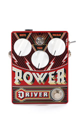 Dr. No Effects Power Driver MKII Overdrive