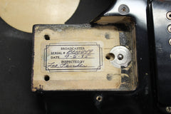 1985 G&L Broadcaster Electric Guitar -SIGNED BY LEO FENDER-