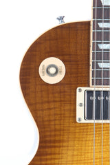 2001 Gibson Les Paul Standard Plus Honeyburst -NON CHAMBERED-