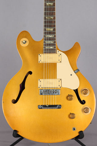 1973 Gibson Les Paul Signature Goldtop Semi-Hollowbody Electric Guitar