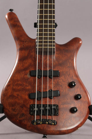 2001 Warwick Thumb Neck Thru NT 4 String Bass -Made In Germany-