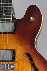 1978 Ibanez Artist Series 2629 Semi-Hollowbody Electric Guitar Antique Violin