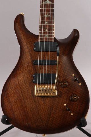 2010 PRS Paul Reed Smith Private Stock 513 Curly Walnut Antique Natural Smoked Burst #2767
